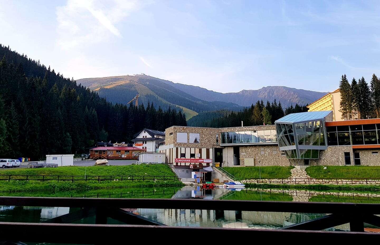 Rodinný hotel Ostredok*** s polpenziou a panoramatickým výhľadom ...
