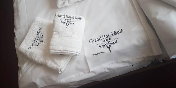 Pobyt v Slovenskom raji pre celú rodinu s polpenziou v Grand Hoteli Spiš***/Čingov – Slovenský raj
