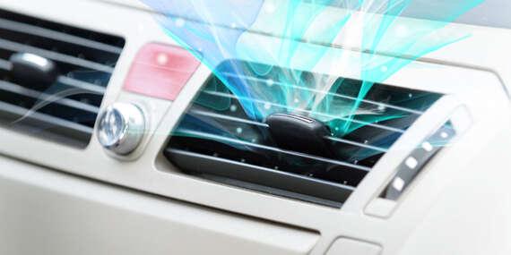 Čisté auto bez vírusov a baktérii - dezinfekcia interiéru ozónom/Stupava