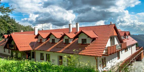 Jarní wellness pobyt v Bílých Karpatech na Chatě Jana s polopenzí a procedurami/Bílé Karpaty - Lopeník