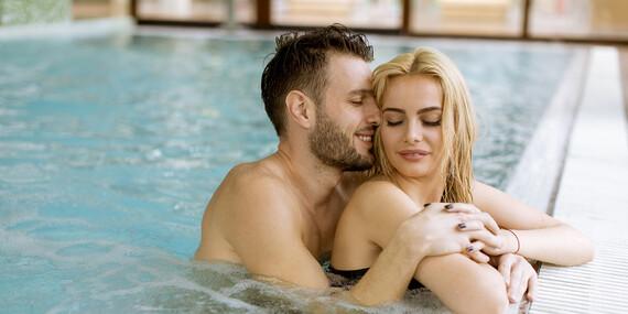Neobmedzené kúpanie a plná penzia pre 2 osoby v Kúpeľoch Vyšné Ružbachy / Spiš - Vyšné Ružbachy