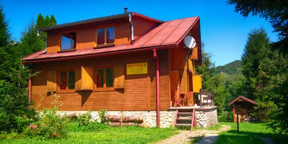 Chata u Jozefa/Malý Lipník