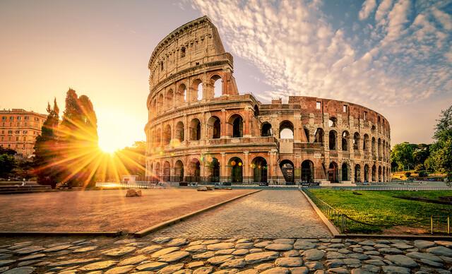 5-dňový letecký zájazd do Ríma z Bratislavy s ubytovaním, raňajkami a službami sprievodcu