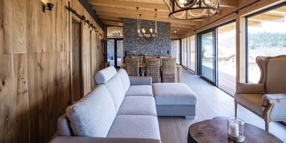 Luxusný pobyt pri Liptovskej Mare so vstupom do wellness / Liptov - Liptovská Mara