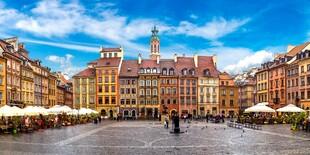 Hotel Wola má výbornú dostupnosť do centra Varšavy