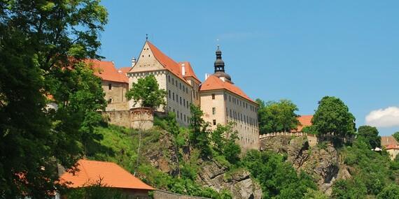 Lázně Jupiter Bechyně přímo v centru města s polopenzí, masáží i jinými procedurami/Jižní Čechy - Bechyně