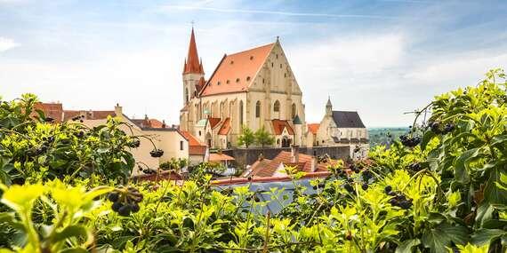 Hotel Bax***: Dovolenka na Morave s raňajkami, večerou a kvalitným vínom + množstvo bonusov/Česko - Znojmo