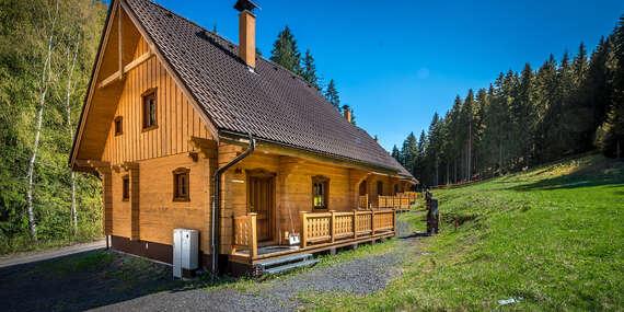 Relax až pre 10 ľudí v tichom horskom prostredí Liptova s ubytovaním a wellness v zruboch HOREC / Liptovský Ján - Liptov