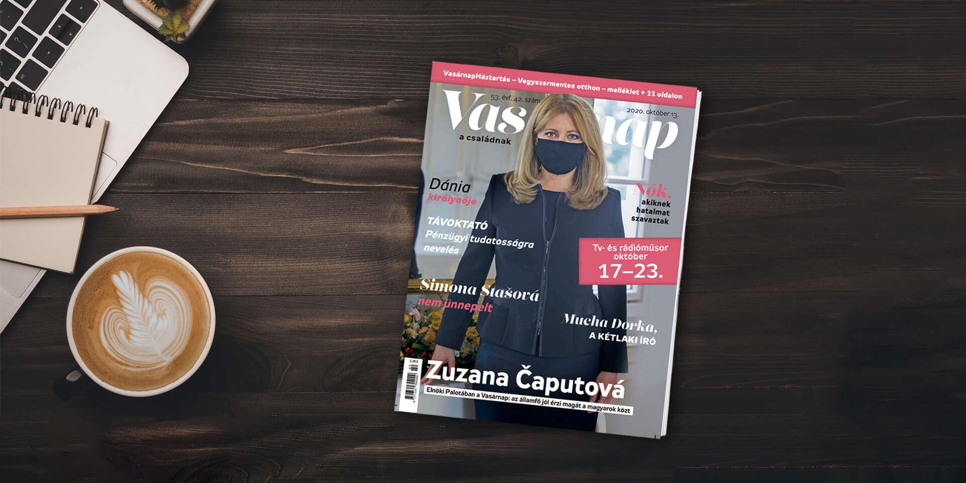 Ročné predplatné maďarského týždenníka Vasárnap