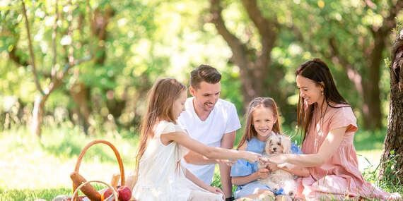 Rodinná dovolená pro 8 osob na Hriňovských lazoch v Chalupě na Zelené louce, dlouhá platnost kuponů až do června 2021/Hriňovské Lazy - Hriňová