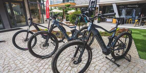 E-bike na prenájom v Starom Smokovci: úplne nový zážitok z Tatier/Vysoké Tatry - Starý Smokovec