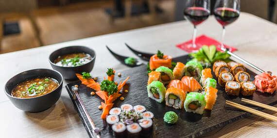 "Sushi sety so sebou ""take away"" z VieTown/Košice"
