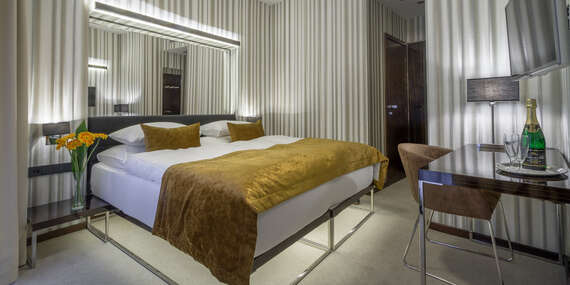 Štýlový pobyt v najužšom dome Prahy: Hotel Clementin**** priamo v historickom centre/Praha - Česko