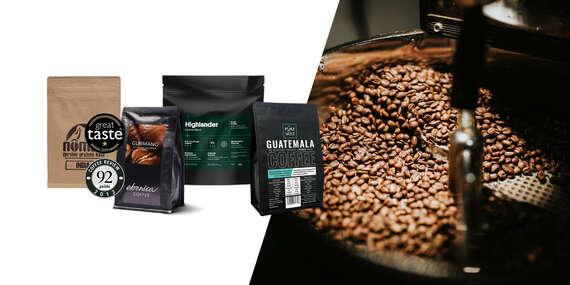20 % zľava na celý sortiment zrnkových káv z e-shopu ZrnkoveKavy.sk s doručením zadarmo/Slovensko