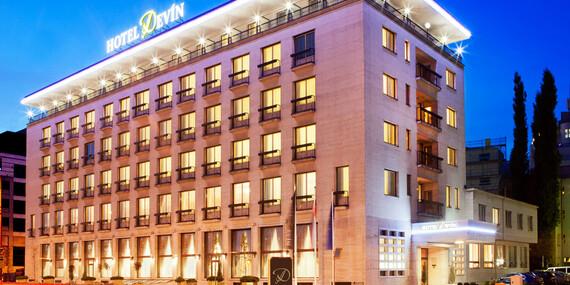 Vstupy do Spa centra Hotela Devín****/Bratislava – Staré Mesto
