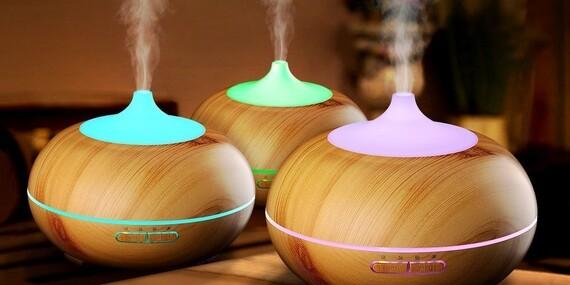 Spríjemnite si deň pomocou vône s aroma difúzerom na diaľkové ovládanie/Slovensko