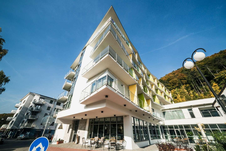Výnimočný zážitok v Trenčianskych Tepliciach v hoteli PANORAMA*...