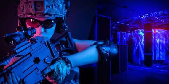 Grid Laser Aréna: Adrenalínová zábava, pri ktorej sa poriadne zapotíte / Žilina