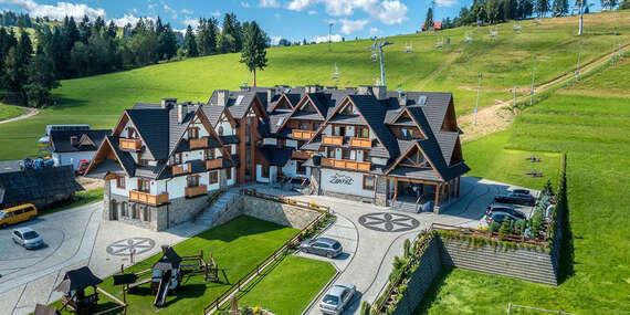 Jar vo vynikajúcom hoteli Zawrat s neobmedzeným wellness, len 2 km od Termy Bania / Poľsko - Białka Tatrzańska