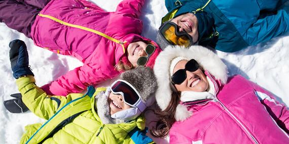 Lyžovačka so skipasom v cene v novopostavenom penzióne Košútka** priamo pod lyžiarskym svahom/Hriňová