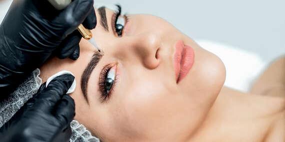 Permanentný make-up certifikovanou dermopigmentistkou/Nitra