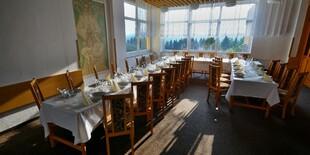 Horský hotel Jelenovská v Bielych Karpatoch