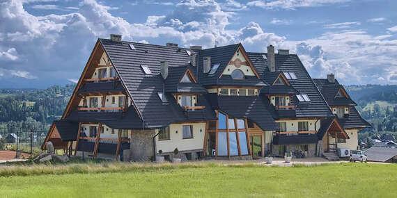 LAST MINUTE: Dovolenkový rezort Montenero s krásnym výhľadom na hory a zľavou do termálov / Czarna Góra, Poľsko