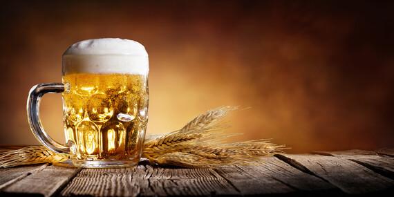 Uvarte si svoje vlastné pivo na kurze varenia piva pre 1 - 2 osoby a k tomu pizza ako občerstvenie / Zvolen