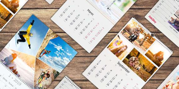 Fotokalendáre – všetky vaše spomienky na jednom mieste/Slovensko