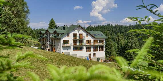 Relax v nádhernej Krynici v hoteli 4 Pory Roku & Spa s možnosťou stravy, wellness a masáže / Poľsko - Krynica - Zdrój