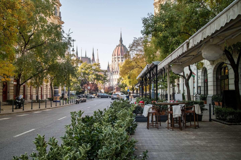 Pôsobivý hotel Continental**** v historickom centre Budapešti s je...