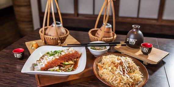 Ázijské menu s polievkou v obľúbenom Việt Phố/Bratislava - Podunajské Biskupice