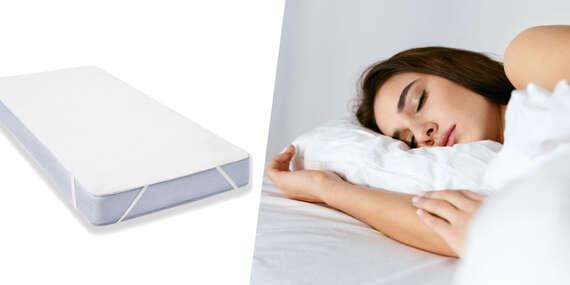 Kvalitné nepriepustné chrániče matracov - už žiadne škvrny/Slovensko