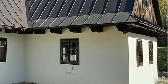 Energetický certifikát, projekt alebo dodávka a montáž rekuperácie rodinného domu/Slovensko