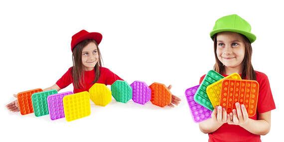 Horúca novinka tohto roka POP IT, ideálna hračka nielen pre deti/Slovensko