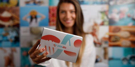 Pochopte vaše telo a jeho fungovanie s komplexnou DNA analýzou BODY4fit+ a k tomu jedálniček COOK4fit plný zdravých a chutných nápadov/Slovensko