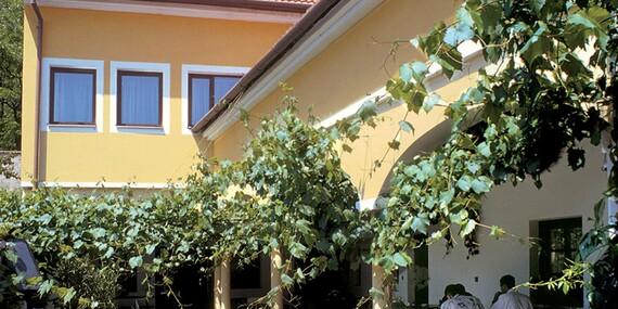 Dovolenka na Južnej Morave v hoteli Weiss vrátane vína a návštevy pivovaru alebo vyhliadky/Česko - Južná Morava - Lechovice
