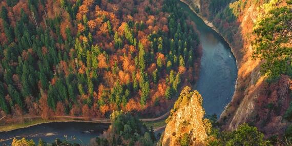 Pobyt v Penzióne pod Troma Korunami v krásnej prírode Pieninského národného parku/Červený Kláštor
