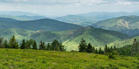 Dovolenka v krásnej prírode Oščadnice v penzióne Centrál s polpenziou / Veľká Rača – Oščadnica