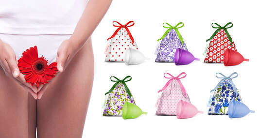 Menštruačný kalíšok LadyCup pre všetky ženy, ktoré chcú pohodlnejší život/Slovensko