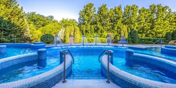 Maďarský Thermal Hotel Visegrad**** superior s polpenziou + vstupom do termálnych bazénov/Maďarsko - Visegrad