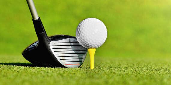 Golf - individuálny alebo skupinový kurz zelenej karty / Bratislava – Podunajské Biskupice