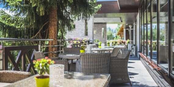 Last minute pobyt pod štítmi Vysokých Tatier v Kontakt Wellness Hoteli **** s bohatými aktivitami v okolí / Stará Lesná - Vysoké Tatry