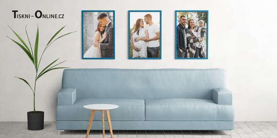 Tisk deseti velkoformátových fotografií na kvalitní lesklý papír v rozměrech 20 x 30 nebo 30 x 40 cm/ČR