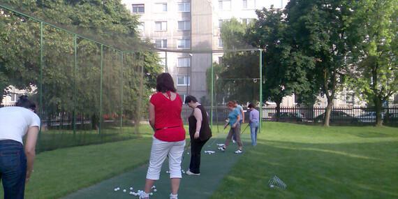 Golf - individuálny alebo skupinový kurz zelenej karty/Bratislava – Podunajské Biskupice