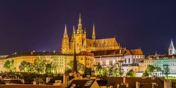 Štúdiá U Zlaté Podkovy pár krokov od Pražského hradu - ubytovanie s jedinečnou atmosférou/Praha, Česko