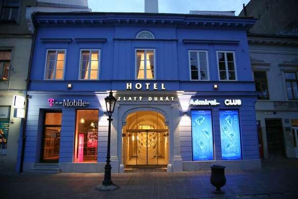 Hotel Zlatý Dukát**** obrázok
