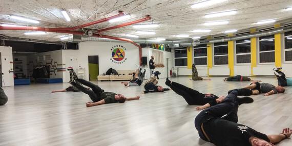Tréning bojového umenia Systema pre zdravie/Bratislava