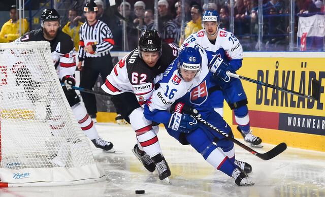 Autobusový zájazd na zápas na MS v hokeji 2020 Slovensko - Kanada