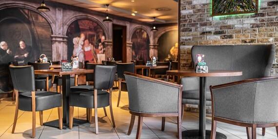 Chrumkavá pizza v 75 Restaurant & Beer v Ružinove/Bratislava – Ružinov